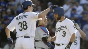 Cubs 0 - Dodgers 5