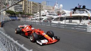 Le drapeau à damier pour Vettel