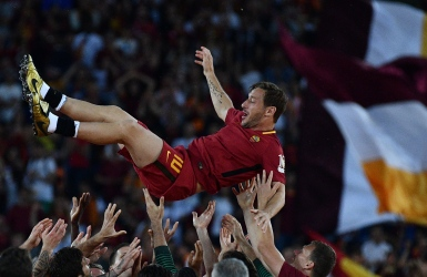 Serie A : l'AS Rome en Ligue des Champions