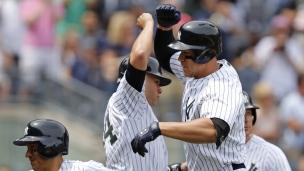 Athletics 5 - Yankees 9