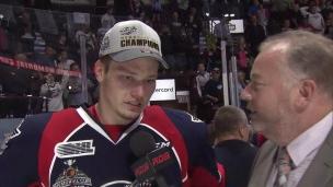 Sergachev : « J'espère être à Montréal l'an prochain »