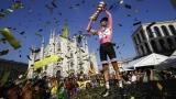 Tom Dumoulin, vainqueur à Milan