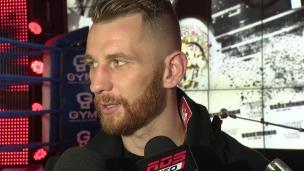 « Je suis à Montréal pour devenir champion »