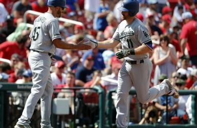 La longue balle vient en aide aux Dodgers
