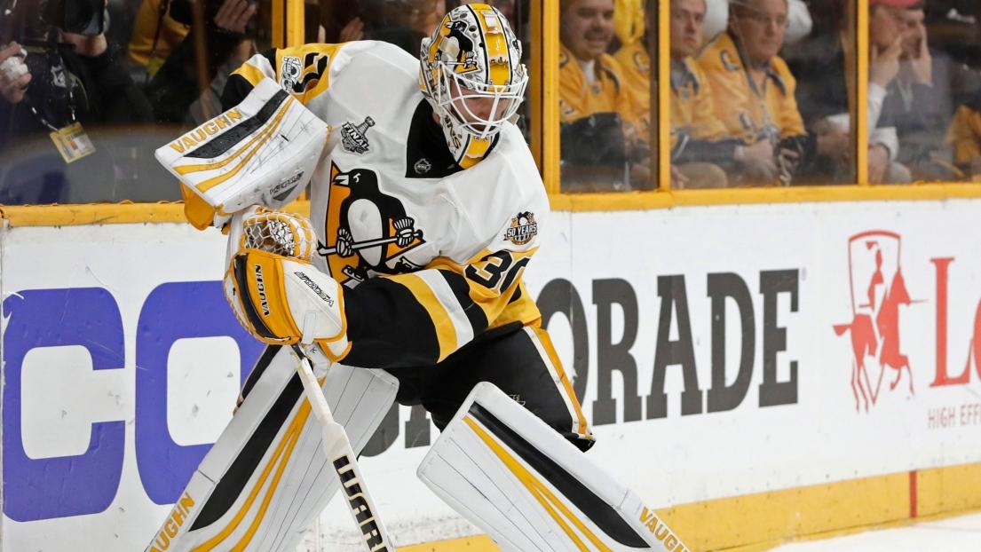 Pittsburgh à une marche du paradis en coupe Stanley — Hockey-sur-glace