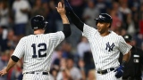 Chase Headley et Aaron Hicks