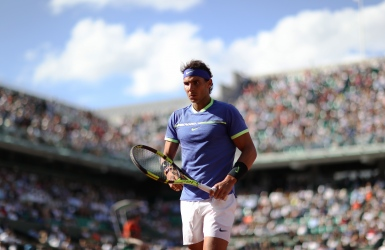 Nadal absent pendant trois semaines