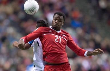 Cyle Larin ignoré par Équipe Canada