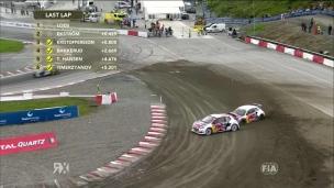 Victoire de Kristoffersson en Norvège
