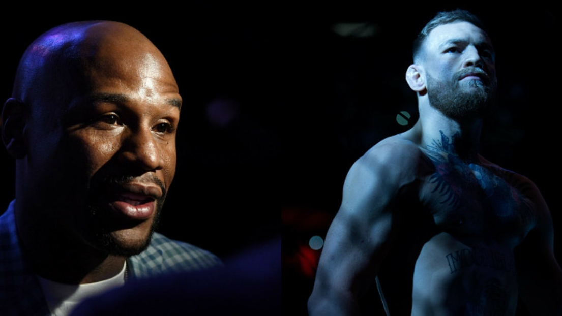 Floyd Mayweather va affronter la star des arts martiaux mixtes Conor McGregor