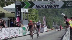 Émile Jean vainqueur en Beauce