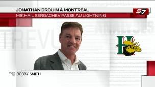 L'ancien DG de Jonathan Drouin au 5 à 7