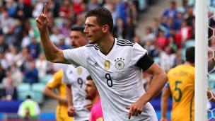 Australie 2 - Allemagne 3