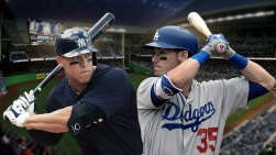 Aaron Judge et Cody Bellinger
