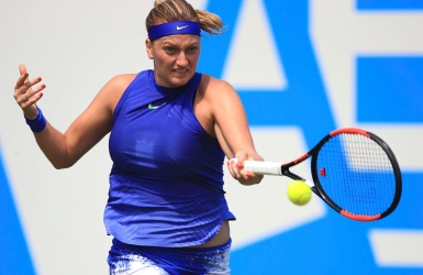 Petra Kvitova déclare forfait à Eastbourne
