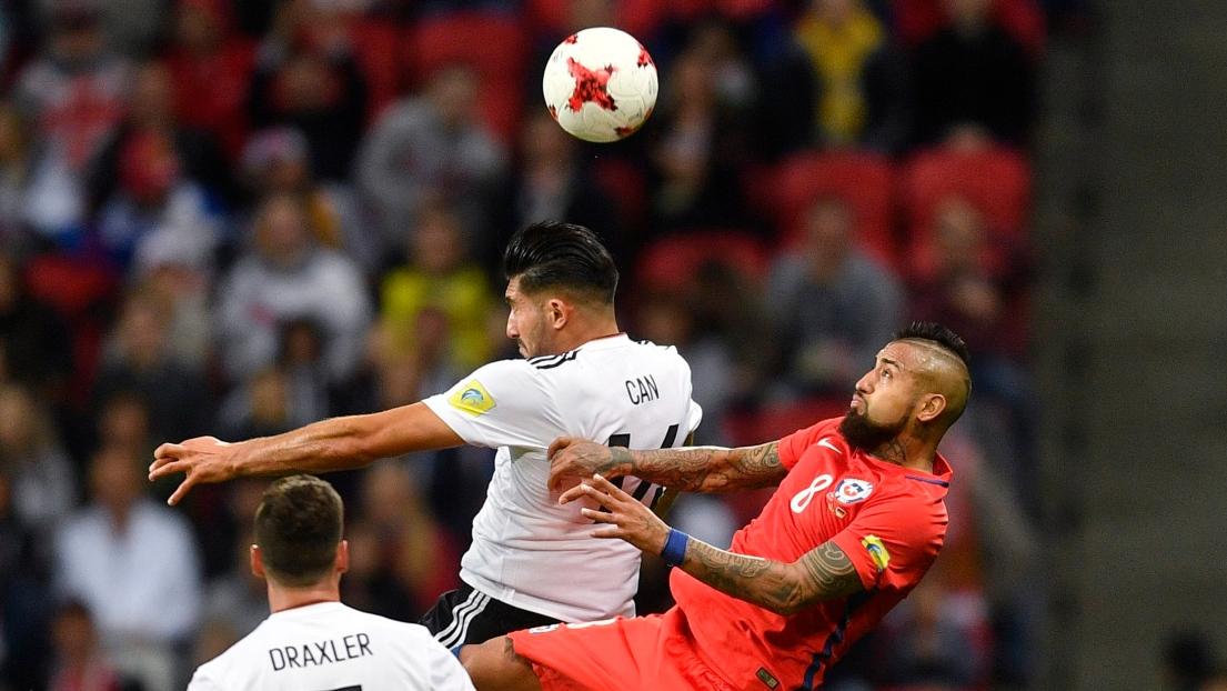 Match nul qui n'arrange ni l'Australie ni le Cameroun — Coupe des Confédérations