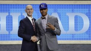 Markelle Fultz le 1er de classe dans la NBA cette année