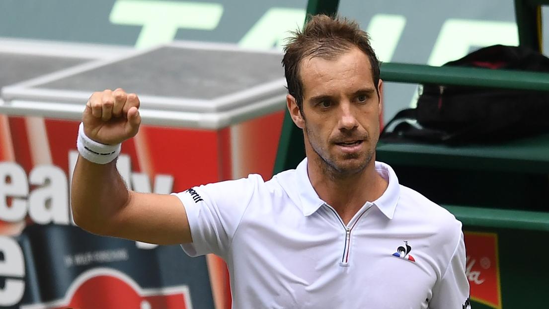 Gasquet battu par Alexander Zverev en demi-finale à Halle — Tennis