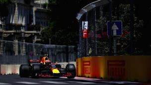 Red Bull impose la cadence aux essais libres