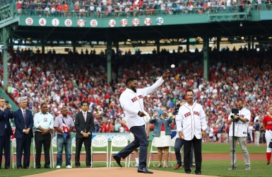 David Ortiz devient immortel à Boston