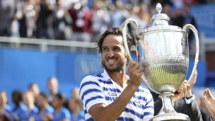 Lopez remporte le tournoi de Queen's