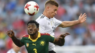 Allemagne 3 - Cameroun 1