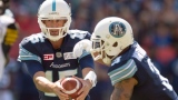 Ricky Ray et Brandon Whitaker