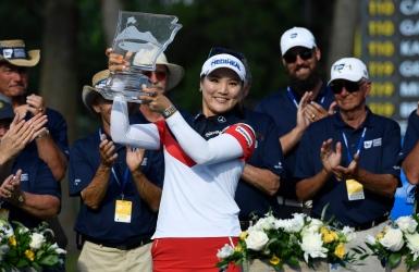 So Yeon Ryu gagne son 2e tournoi de la saison