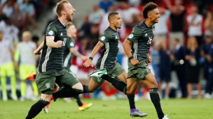 Angleterre 2 (3) - Allemagne 2 (4) (Tirs aux buts)