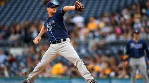 Rays 4 - Pirates 2 (10 manches)