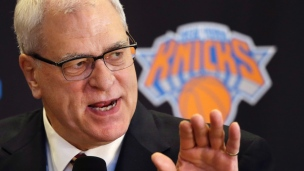 Les Knicks se séparent de Phil Jackson