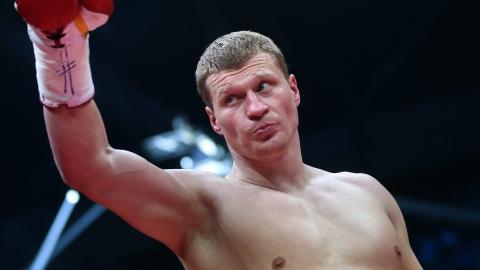 Alexander Povetkin accroche ses gants