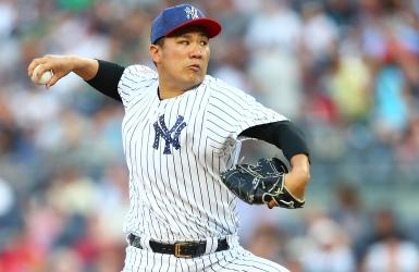 MLB : Tanaka ouvrira le bal contre les Astros