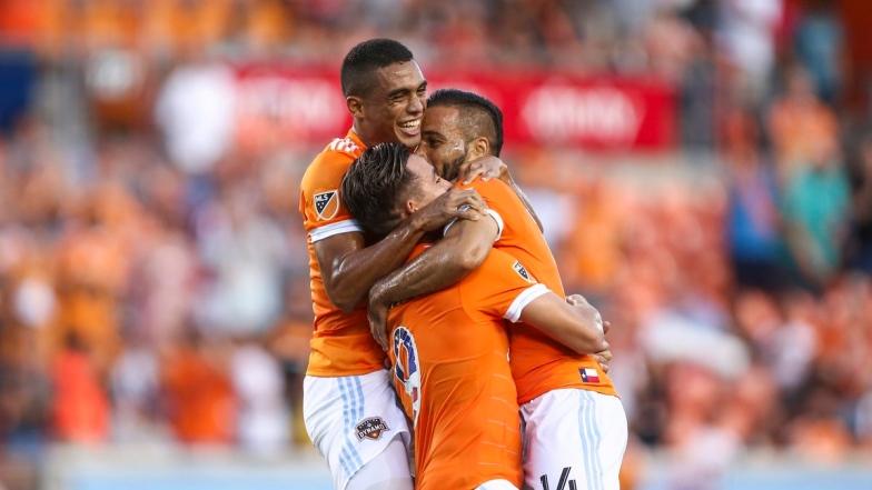 Mauro Manotas, Erick Torres et Alex