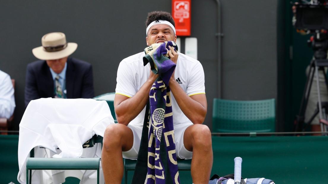 Tennis. Wimbledon : Jo-Wilfried Tsonga chute face à Sam Querrey