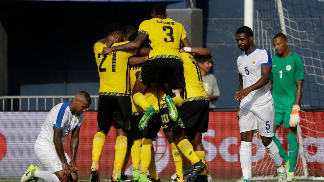 Le Mexique et la Jamaïque s'imposent — Gold Cup