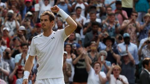 Murray et Venus Williams invités pour Wimbledon