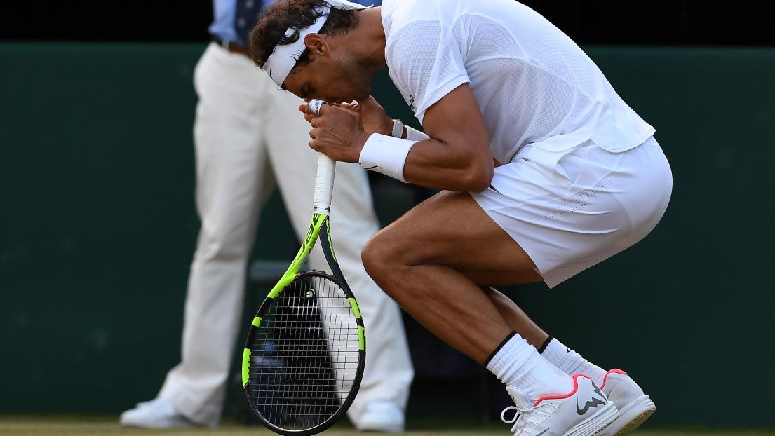 Federer bat Berdych et décroche une 11e finale — Wimbledon