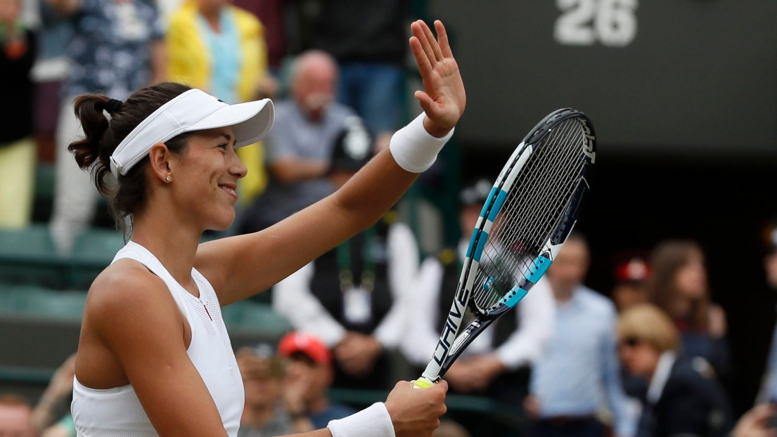Garbine Muguruza terrasse Venus Williams et remporte son 1er Wimbledon