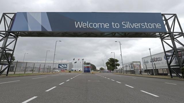 Le GP de Grande-Bretagne pourra accueillir 140 000 personnes