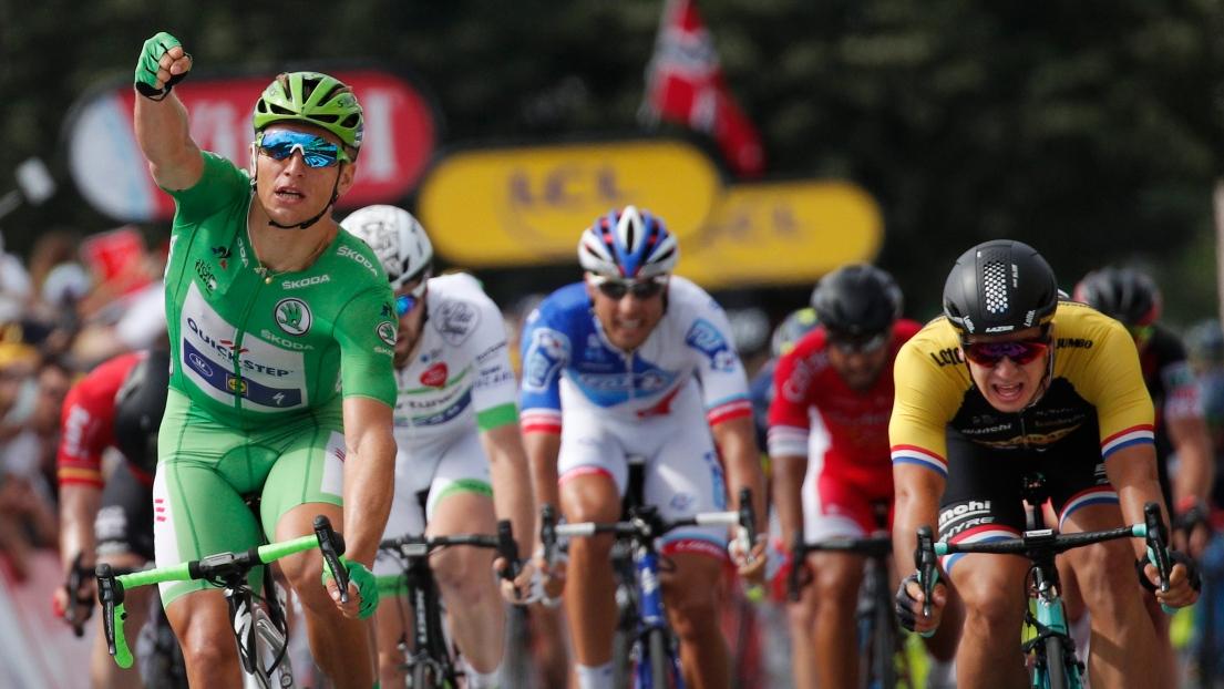 12h10 La 11e étape du Tour en direct : Eymet - Pau