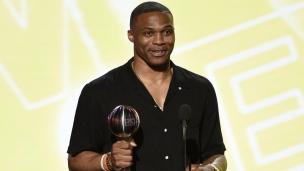 ESPYs: Westbrook athlète de l'année