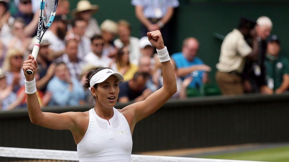 Muguruza de retour en finale — Wimbledon