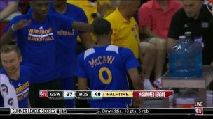McCaw dans les souliers de Curry