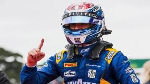 Première victoire pour Nicholas Latifi en Formule 2