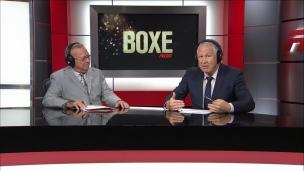 Qu'en est-il de la série mondiale de boxe?