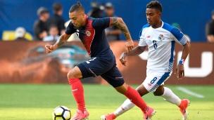 Costa Rica 1 - Panama 0