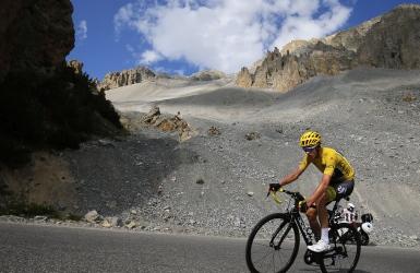 TDF : Chris Froome résiste et reste en jaune