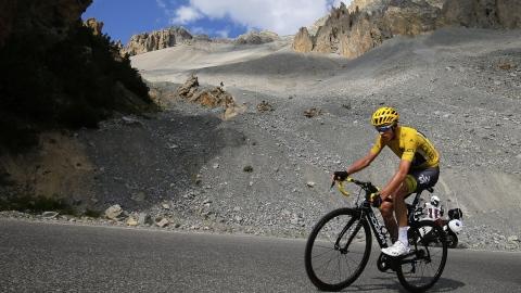 Chris Froome participera à nouveau au Tour de France