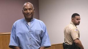 O.J. Simpson reçoit sa libération conditionnelle